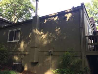 Siding Replacement Surprise in Roswell