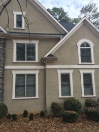 Stucco Repair in Powder Springs