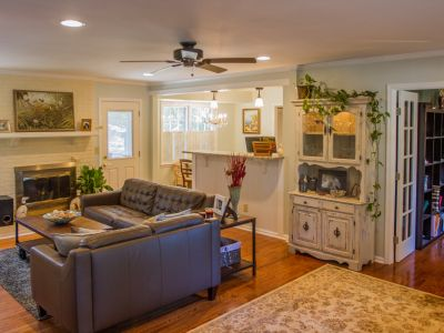 Family Room in Roswell