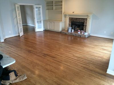 Hardwoods in Powder Springs